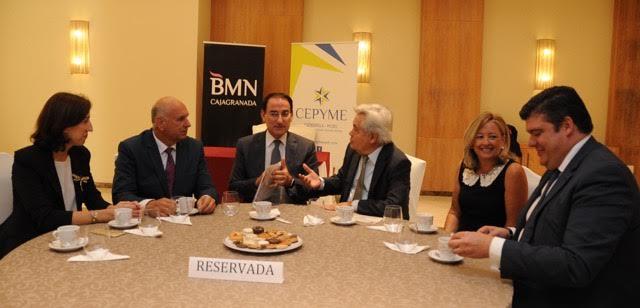CEPYME invita al presidente de la CEA a Fuengirola Mijas